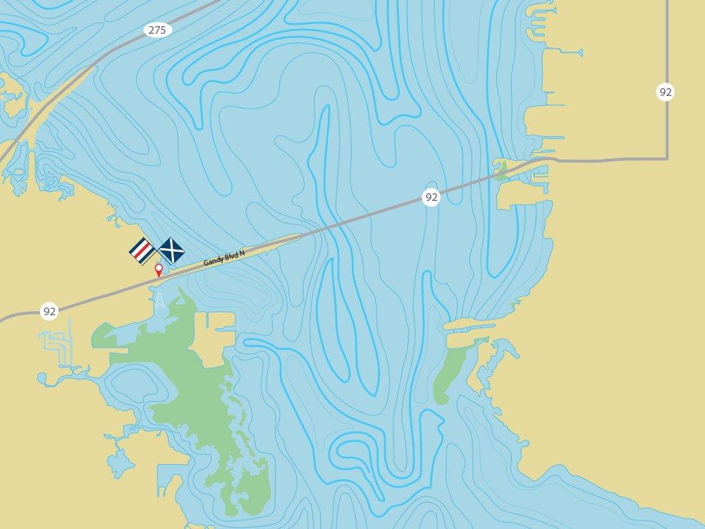 coastal marine yacht basin location